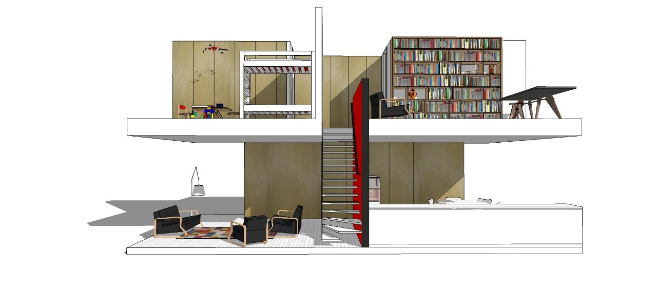 B5 architecten ecovillage herzele - Decoratie ontwerp kantoor ontwerp ...