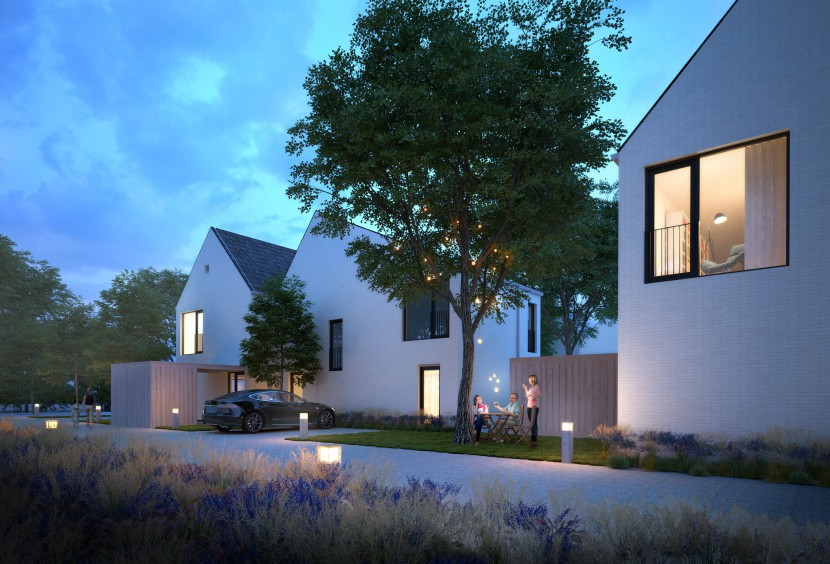 B5 BOSTOEN HERZELE ecovillage render 03